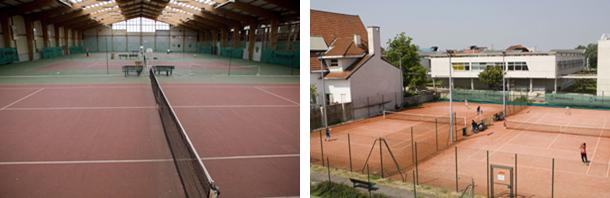 Centre Sportif Arthur Ashe 158 rue de la Nouvelle France 93100 Montreuil